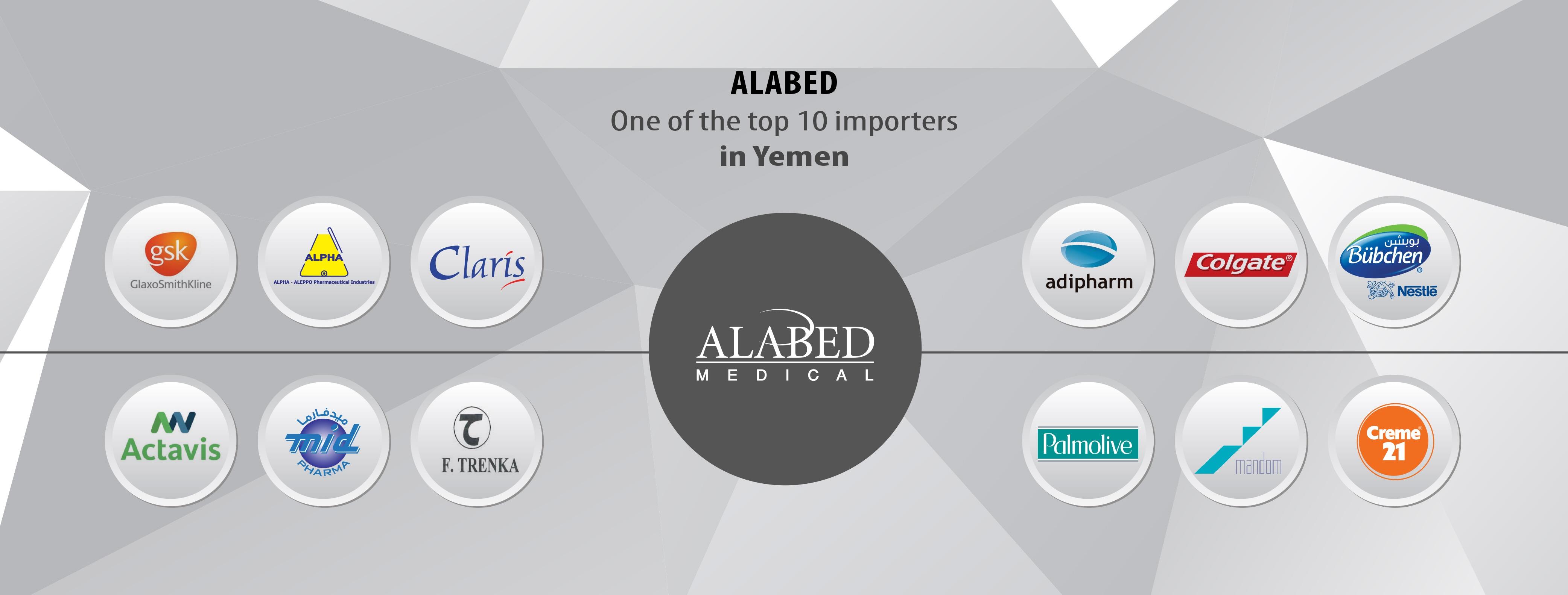 Al-Abed Medical website
